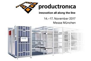 Dry Tower at Productronica