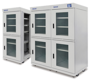 MSD series modular dry cabinets from Super Dry Totech