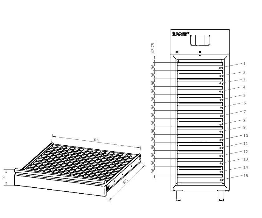 vacuum drying system