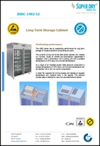 XSDC 1402-52 long term storage datasheet