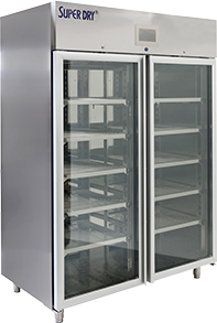 XSDC series - long term storage cabinets