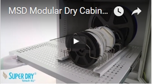 MSD series modular dry cabinets video- watch video