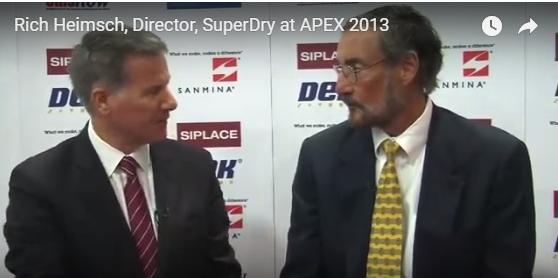 Rich Heimsch interview with EMS Now - Apex 2013