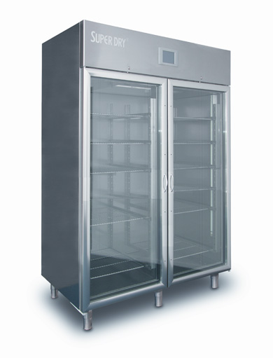 Dry cabinet 1402-53 low humidity long term storage