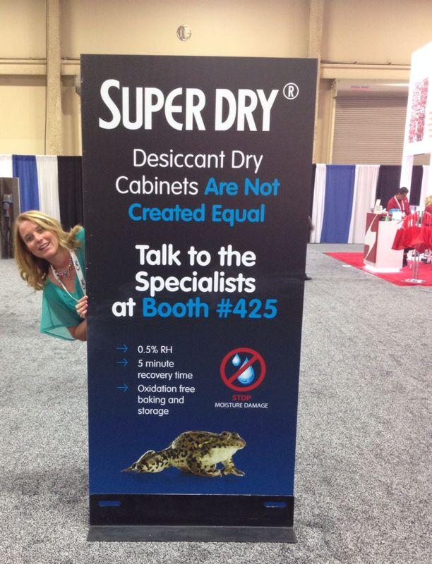 Super Dry Totech at Apex 2014
