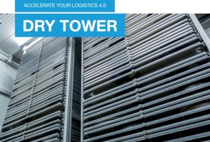 Dry Tower automated storage system