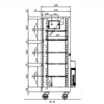 HSD 1106-52 technical drawings