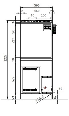 SD 302-21 technical drawing