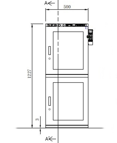 SD 302-21 technical drawing large