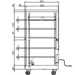SDF 1704-21 technical drawings