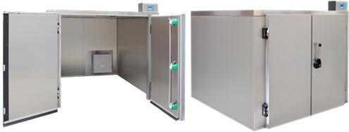 SDR series walk in dry room