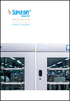 Super Dry Totech product brochure English