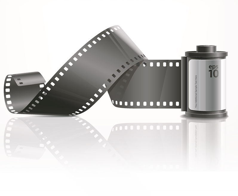 dry storage of digital media & film