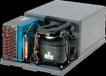 Monoblock cooling unit XSDC