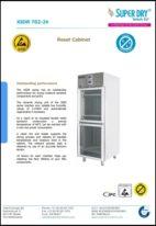 XSDR 702-24 datasheet - floor life reset cabinet