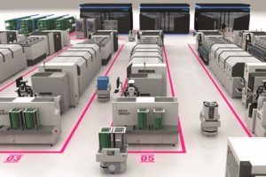 automated component storage