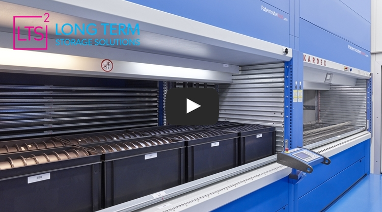 Long Term Storage Solutions - zum video