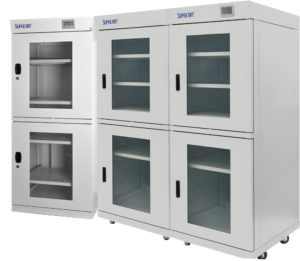 MSD series Modular dry cabinets from Super Dry -